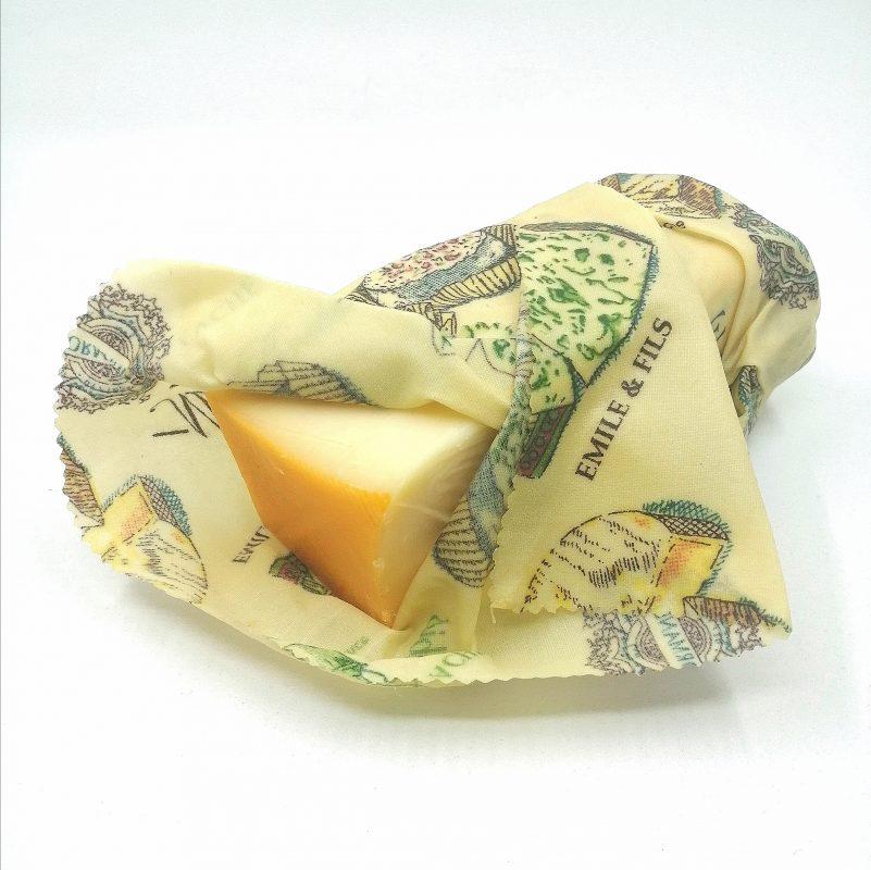 Môj Obal voskové obrúsoky syr