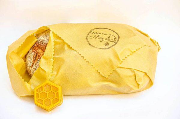 chlebový voskový obal