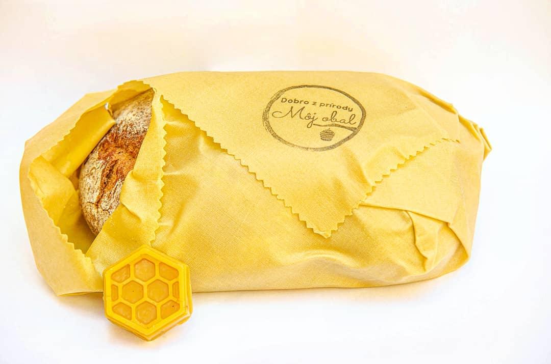 voskové obrúsoky na chlieb