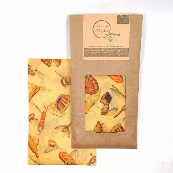 včelí obal chlebový titulka